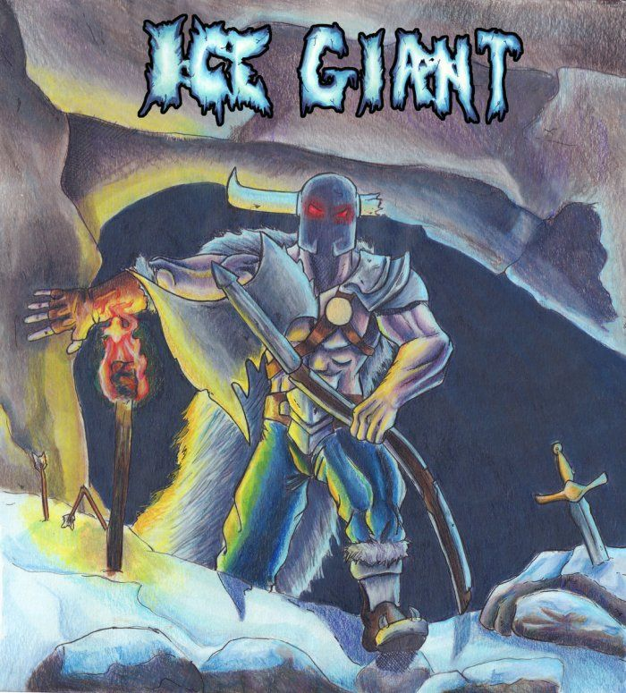 Thrash Attack: ICE GIANT Combine Thrash & Power Metal For A Chilling Journey