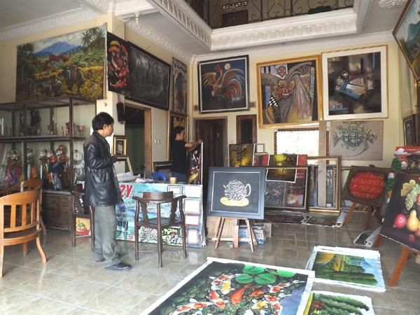 Jelekong's Art Gallery