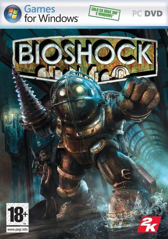 Risultati immagini per bioshock pc