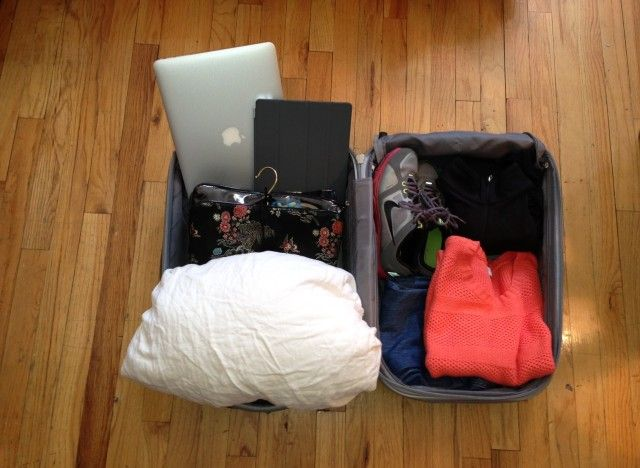 Why I Want To Live Out Of A Suitcase Even When Im Not Traveling