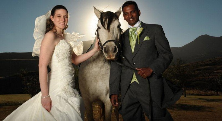 Wedding with a difference at Alpine Heath in the Drakensberg http://www.n3gateway.com/things-to-do/weddings.htm