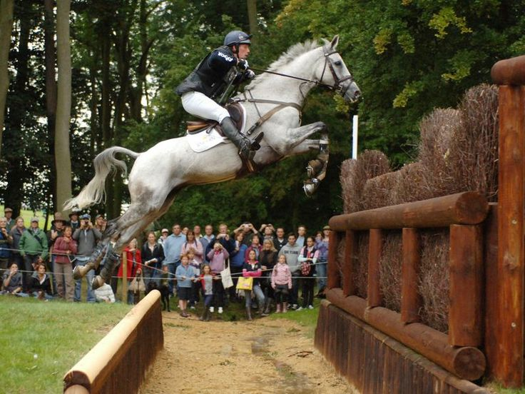Oliver Townend - TRM Sponsored Rider Top Britich International Event Rider