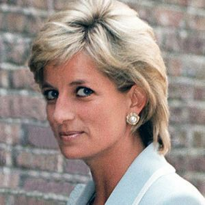 Princess Diana; such a change in her appearance from the time prior to her marriage.