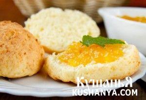 Творожные булочки | Kushanya.Com