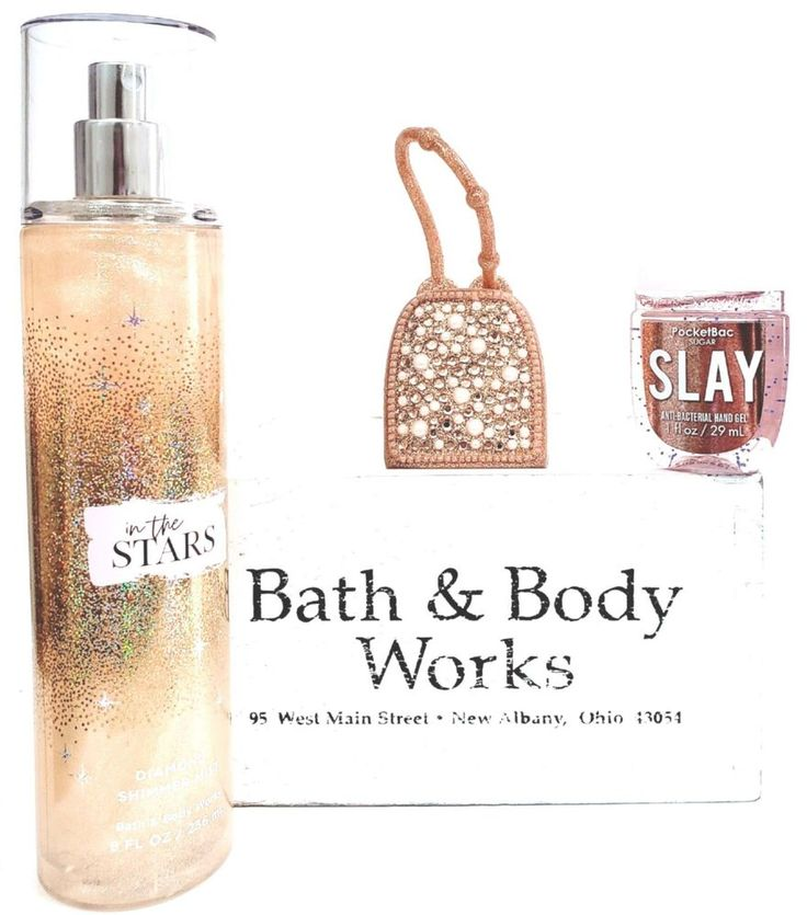 Details About Bath And Body Works In The Stars Body Mist Body