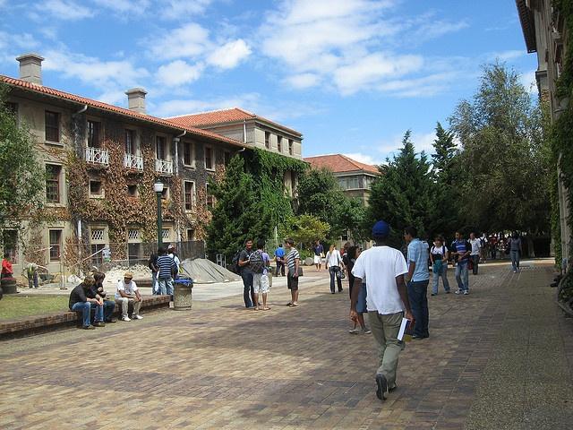 UCT Campus by LAUSatPSU, via Flickr