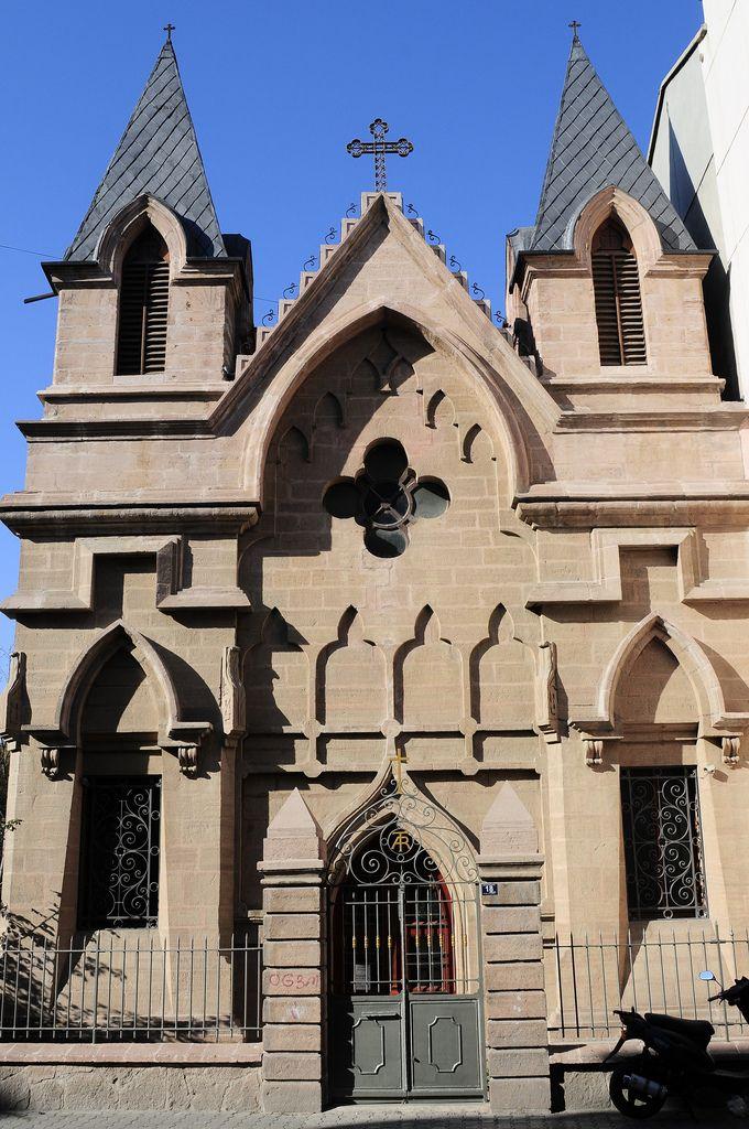 Konya Katolik Kilisesi Alladdin tepe karşısı