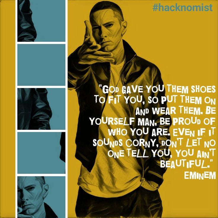 12 motivational Eminem quotes