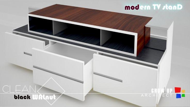 tv stand, desain furniture, custom furniture
