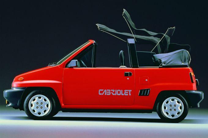 ホンダ シティ カブリオレ 1984 (出典:favcars.com) もっと見る