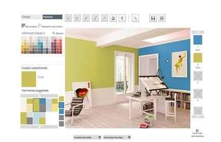 Les 25 meilleures id es de la cat gorie simulateur peinture sur pinterest s - Simulation de peinture ...