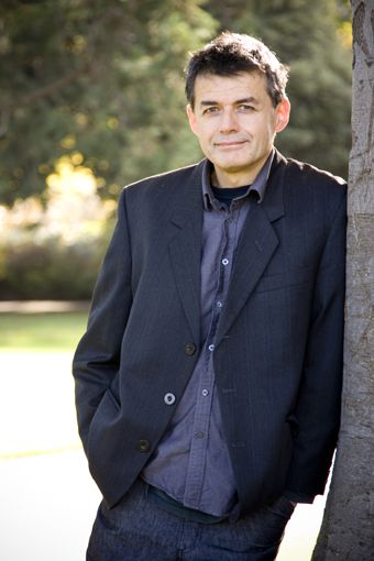 David Eggleton, 1990. Robert Burns Fellow