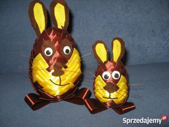 jajko karczoch dekoracje wielkanocne Osiek