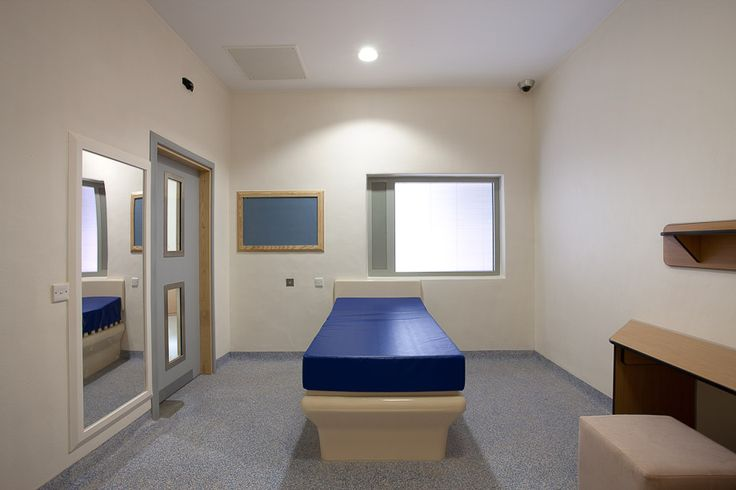 Mental Health Seclusion Room Design