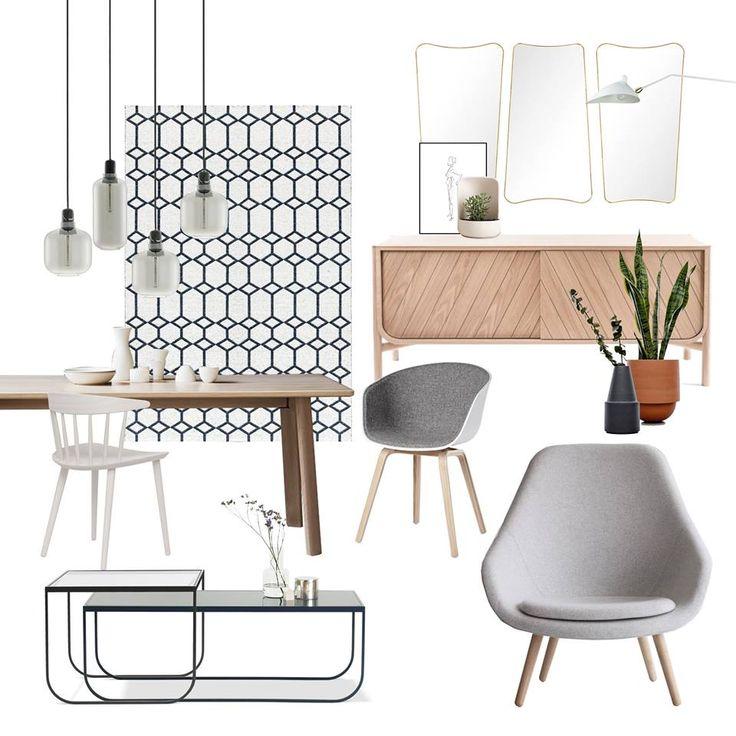 25 best ideas about decoracion salon comedor on pinterest - Diseno salon comedor ...