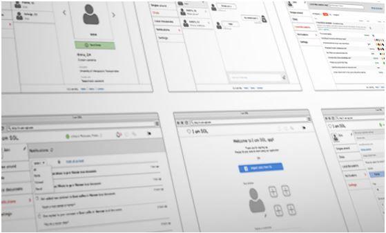 app.iamsgl.org - mockupy dla aplikacji do wyszukiwania singli w okolicy, nawiązywania nowych znajomości, prowadzenia rozmów i dyskusji // mockups for app that allows searching for singles in your area, making new friends, chatting and discussing with interesting people