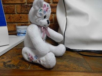 E1:ITH Teddy - design from Louisa Meyers.