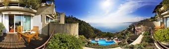 Tour Virtual @ Hotel Monte Tauro Taormina