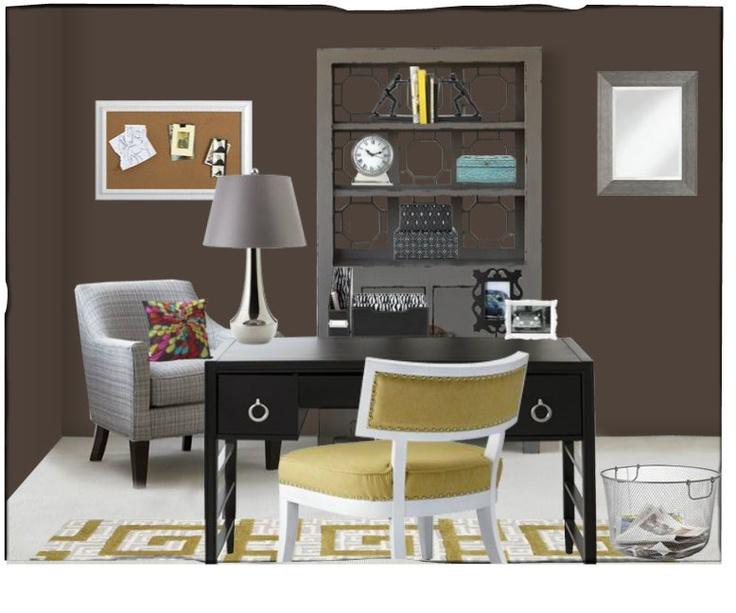 17 Best ideas about Cute Office Decor