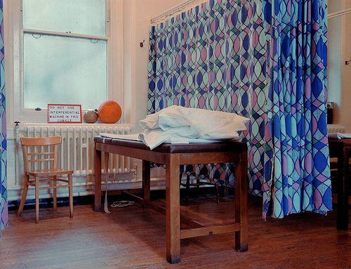 physio cubicle hackney hospital 1988 | Flickr - Photo Sharing!