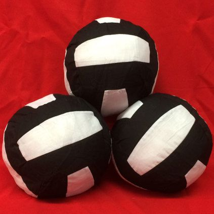 Volleyball Pillow Ball More