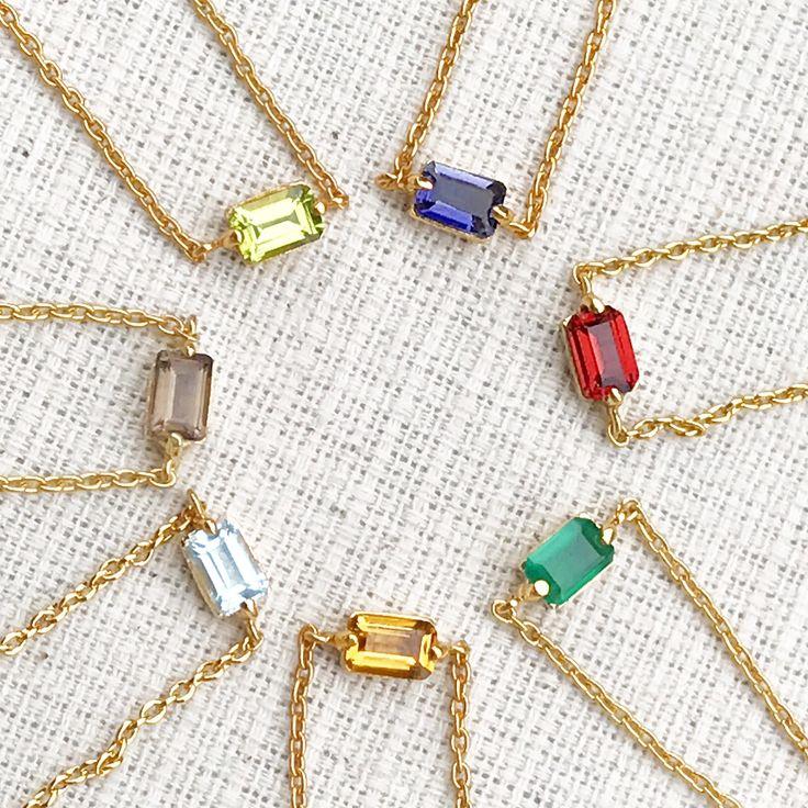 Mini baguette bracelets