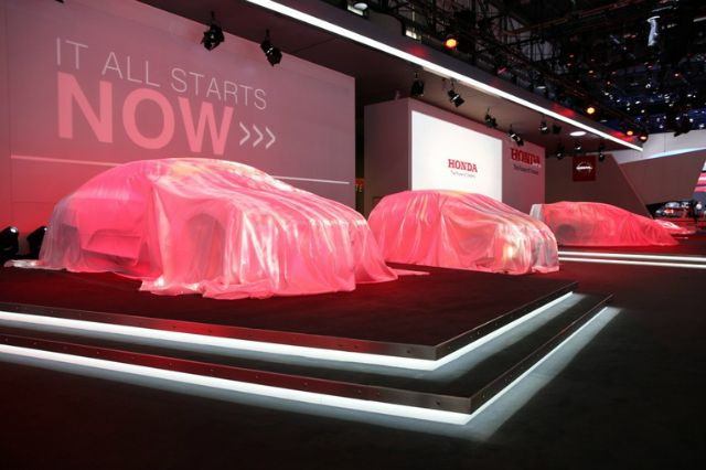 Geneva International Motor Show 20153