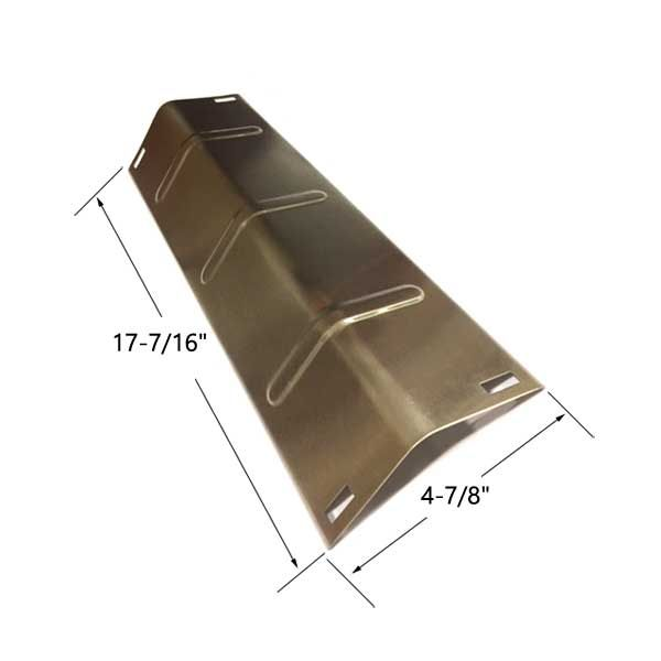 STAINLESS STEEL HEAT SHIELD FOR TERA GEAR GPC2700JD-4, BOND GPC2700JC, BROILCHEF GPC2700JD GAS MODELS Fits Compatible Tera Gear Models : GPC2700JD, GPC2700J-6, GPC2700JD-4 Read More @http://www.grillpartszone.com/shopexd.asp?id=36079&sid=36673