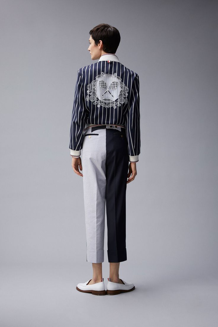 Thom Browne Resort 2018 Collection Photos - Vogue