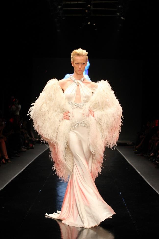 Roberto Cavalli's Show Tel Aviv Fashion Week