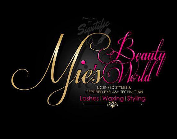 Beauty salon logo professional logo design classy by Signtific