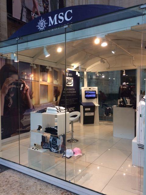 MSC Crociere sbarca a Milano Centrale con il primo pop up store del settore e sconti di 200 euro per nuove prenotazioni   Dream Blog Cruise Magazine