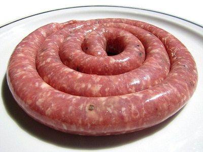 Recipe: Saucisse de Toulouse (France, Languedoc) Toulouse Sausage