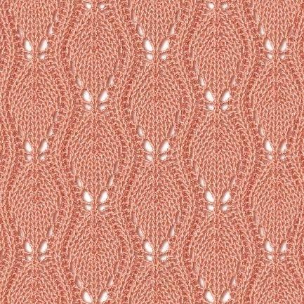 Вязание на спицах - Ажурные узоры спицами - 47 схем (с азиатского сайта). Обсуждение на LiveInternet - Российский Сервис Онлайн-Дневников