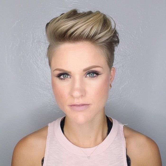 Magnificent 17 Best Ideas About Undercut Hairstyles Women On Pinterest Hairstyle Inspiration Daily Dogsangcom