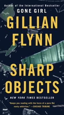 Sharp Objects - 3.5/5. If this is what Gillian Flynn puts on paper I don't even want to know what goes on in her head. Sharp Objects is a cringe-worthy, shiver-inducing tale of one reporter's return to her childhood home to cover the gruesome murders of two girls. Each character is twisted in some way and the mentality of this small town is disturbing. But, this story gripped me and kept me turning the pages, desperate to know who the murderer was (although I had my suspicions).