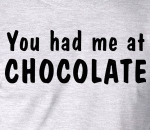 Oh yeah...#mrscavanaughs #chocolate #quotes