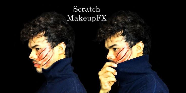 MakeupFX Tutorial | #HPStylist V. °68