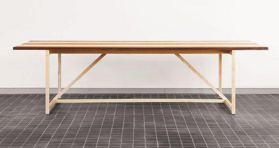 Stripe Coffee Table by BassamFellows | Architonic