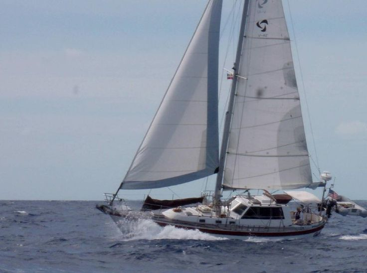 1990 Tayana Vancouver 42 Pilothouse Sail Boat For Sale - www.yachtworld.com