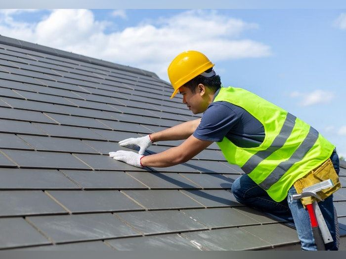 Ikea Kallax Hack Craft Room Storage In 2020 Emergency Roof Repair Roof Repair Roof Leak Repair