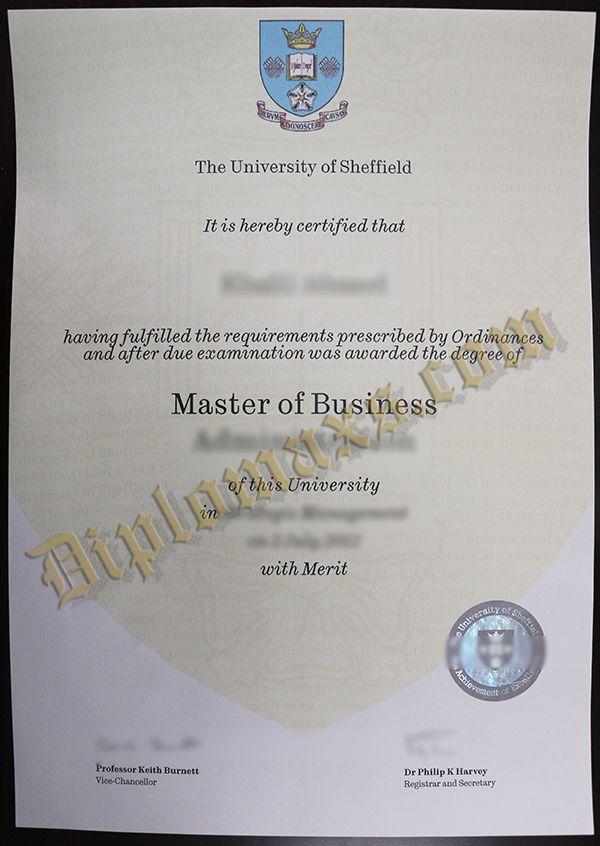 Purchase Fake University Of Sheffield Degree University Of Sheffield Faculty Of Science Postgraduate Students