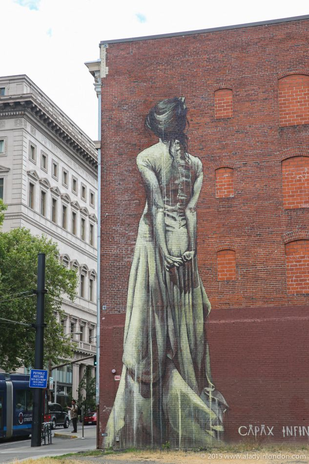 Street Art in Portland, Oregon