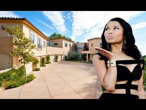 Nicki Minaj's House Tour 2017