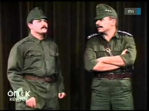 Markos - Nádas : Katonadolog /Kabaré-jelenet/ - YouTube