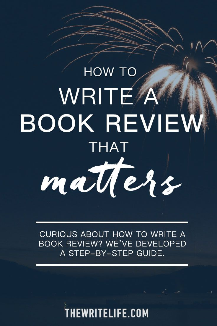 tips on writing a book review This handout will help you write a book review, a report or essay that offers a critical perspective on a text it offers a process and suggests some strategies for writing book reviews what is a review a review is a critical evaluation of a text, event, object, or phenomenon.