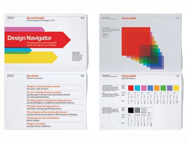 131 best Design Brand Guidelines images on Pinterest Brand