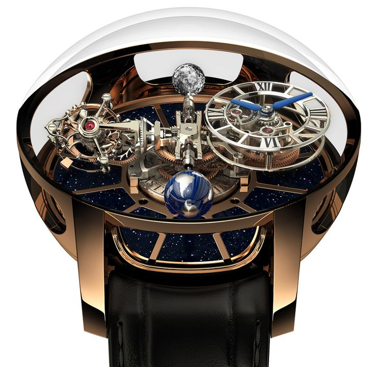7 Best Watches From BaselWorld 2015 -  #luxury #watches #wealth