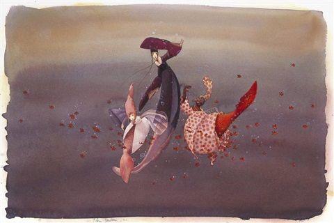 Sirènes by Rebecca Dautremer