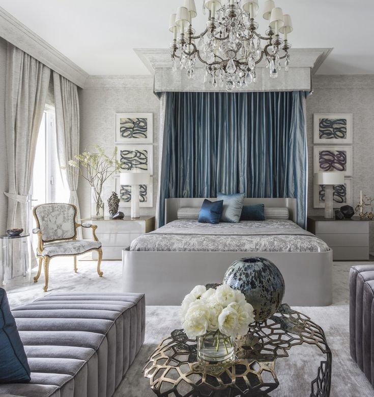 Interior design by Drake/Anderson for the 2016 Kips Bay Decorator Show House, via @sarahsarna.